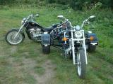 His and Hers trikes